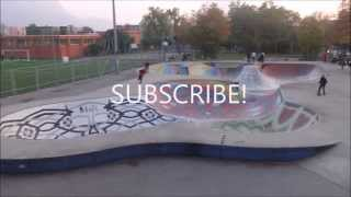 How to do a Barspin(come fare barspin)w/Diduz