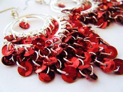 Diy Chandelier Earrings