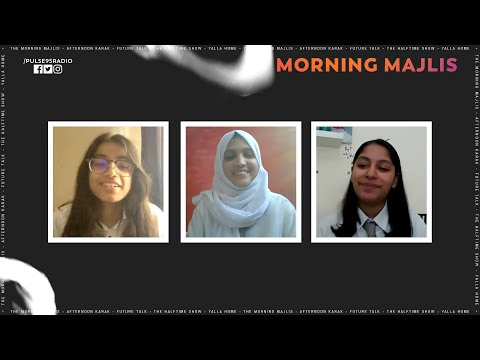 #MorningMajlis: Conversation with Third-Place Winners of Start Up Sharjah | 08, September, 2020