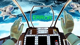 FLYING the MOST COMPLICATED AIRPLANE EVER in VR! - VTOL VR Gameplay