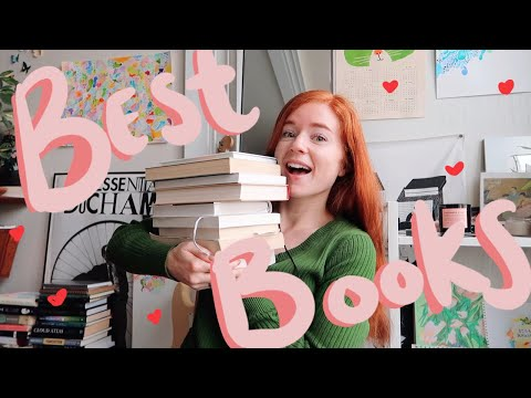 the best books i read in 2020 (i can't pick favorites ㅠㅠ)