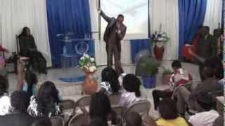 It Is Time Trailer (Pastor Pete Pinnock )