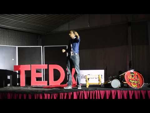 Start Your Career Since Early Stages | Mustafa Alghali | TEDxYouth@NileStreet