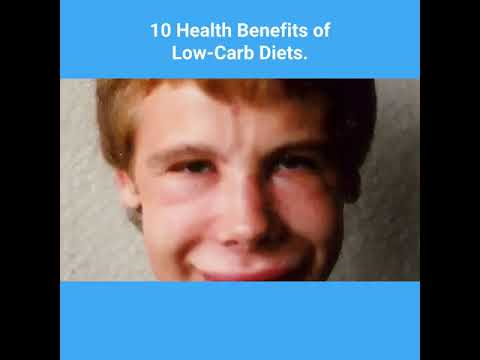 10 Health Benefits Of Low Carb Diets-Easy Ways To Lose Weight