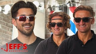 Download CASEY NEISTAT GETS FIRST HAIRCUT IN OVER A YEAR | Jeff's Barbershop Mp3 and Videos