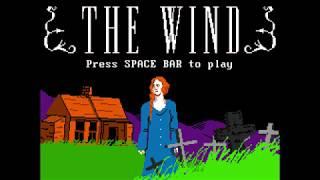 THE WIND - Creepy Retro DOS-styled Horror From The Creator of FAITH