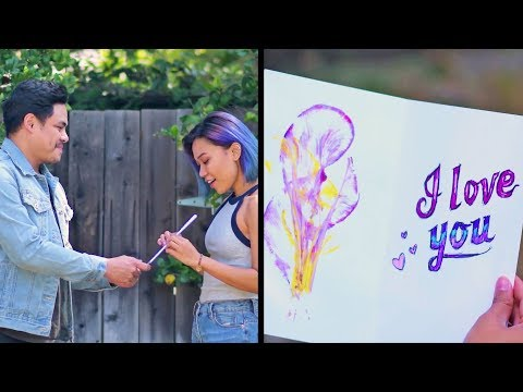 Show Your True Colors With Easy Painting Techniques! DIY Arts and Crafts by Blossom