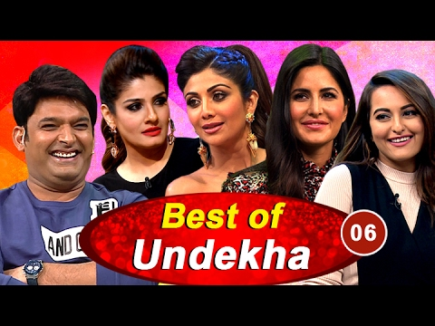Best of Undekha 2016 | Part 06 | The Kapil Sharma Show | Bollywood Celebrity Interviews | Sony LIV
