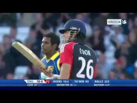 Alastair Cook   ODIs 2010 & 2014, an England Record   England Cricket