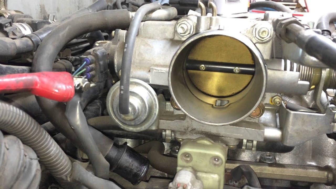 Case Study 1999 Toyota 4Runner Check Engine Light
