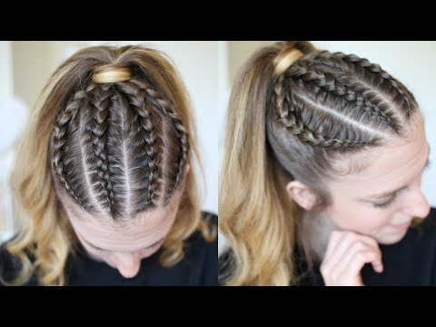 pinterest-inspired-braided-ponytail-|-ponytail-hairstyles-|-braidsandstyles12