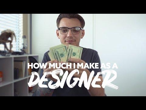 How Much Money Do I Make As A Graphic Designer?