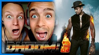 DHOOM:3 | Official Trailer Aamir Khan, Abhishek Bachchan, Katrina Kaif Uday Chopra | Reaction by RnJ