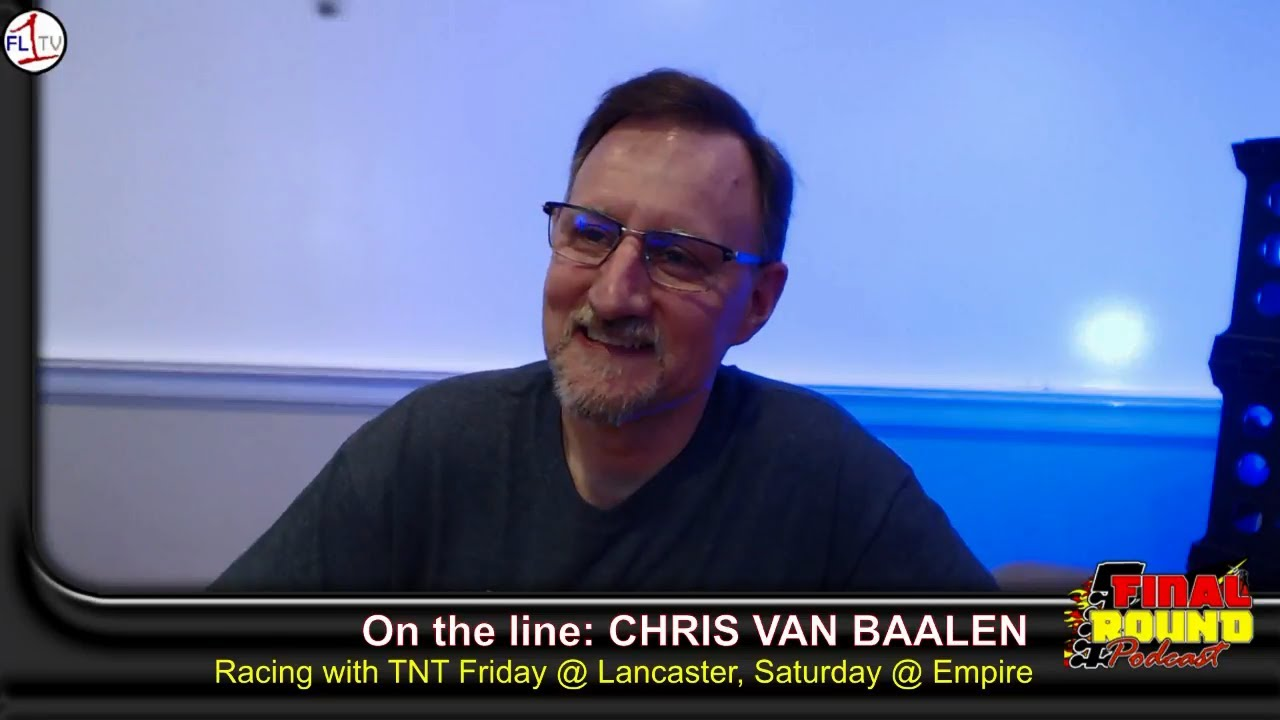 Chris Van Baalen ..::.. The Final Round Podcast #041