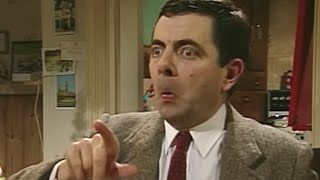 Home Is Where Bean Is! | Clip Compilation | Mr. Bean Official
