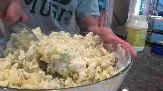 Small Potato Salad