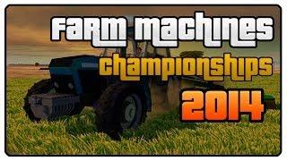 FARM MACHINES CHAMPIONSHIPS | DIBUJOS EN EL CÉSPED | JUEGO PC 2014