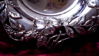Интересные ложки вилки посуда антикварное серебро(, 2014-03-04T20:05:35.000Z)