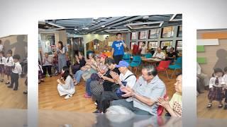 Aristle Children's Choir St. James' Elderly Home Visit 雅士圖國際幼稚園合唱團 探訪聖雅各福群會長者中心