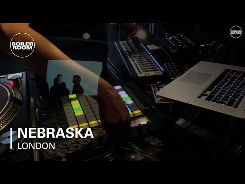 Nebraska Boiler Room London Live Set