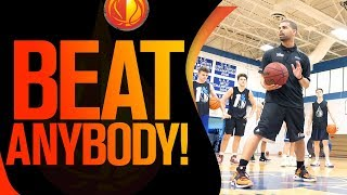 How To Beat Anybody Off The Dribble with Coach Tim Martin