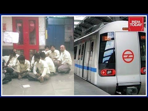 Delhi Metro Employees' Union Threatens To Go On Strike