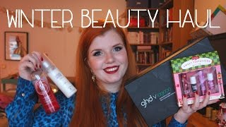 Winter Beauty Haul Thumbnail