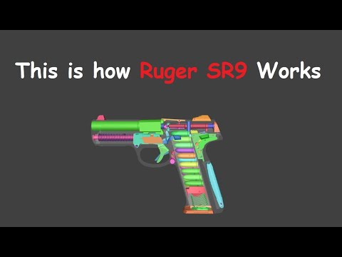 This is how Ruger SR9 Works