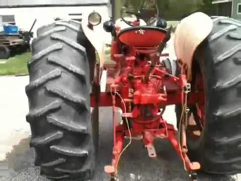 Pulling Tractors For Sale >> 400 Case tractor idle - YouTube