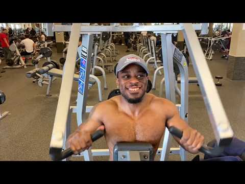 Disability Gym Workout And Ab Workout For Spinal Cord Injury Paralysis