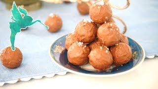 Karamell Trüffel Rezept - Caramell Praline selber machen - selbst gemachte Praline - Kuchenfee