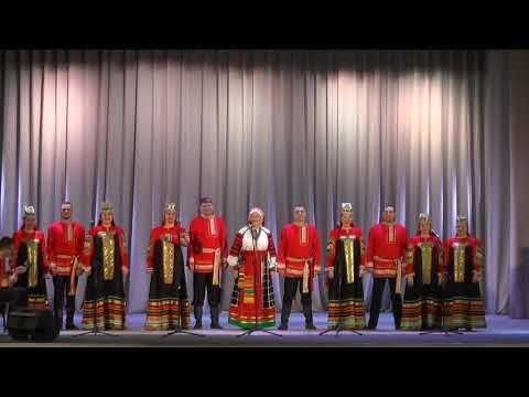 Народный вокал ансамбль и хор 1 Тур