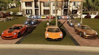 Forza Horizon 3   Dream Car Rentals   Road Trip, Drag Racing w/ Pagani, Koenigsegg, GTR & More