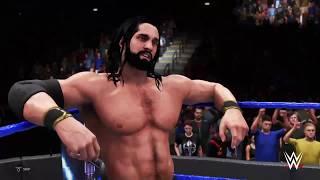 WWE 2K20 الكون وضع Ep3 WWE ''اقبال''
