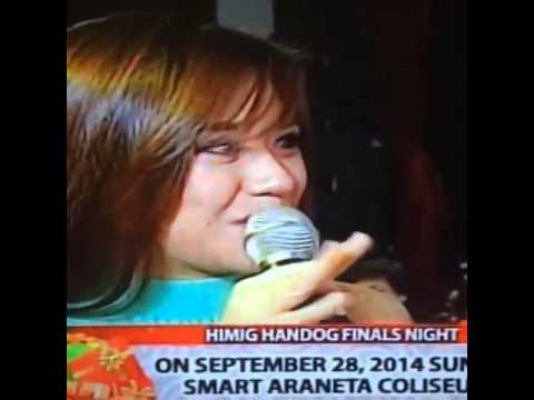 Morissette Amon Interview Umagang Kay Ganda
