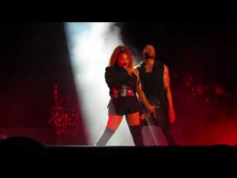 Janet Jackson- State of the World Tour- Medley- (Rogers, ARK)