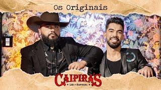 Léo + Raphael - Os Originais (DVD Caipira's)