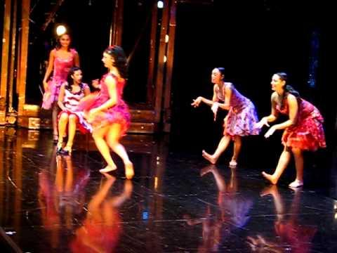 """Natascia Diaz as Anita performing """"AMERICA"""""""