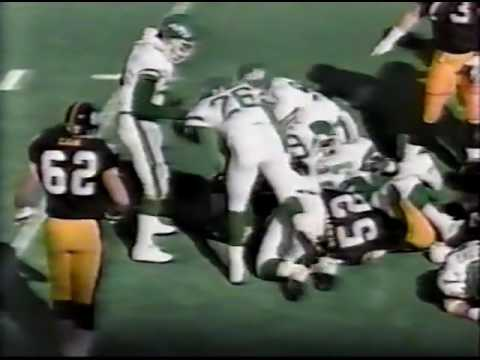 1986 Steelers 45 at Jets 24