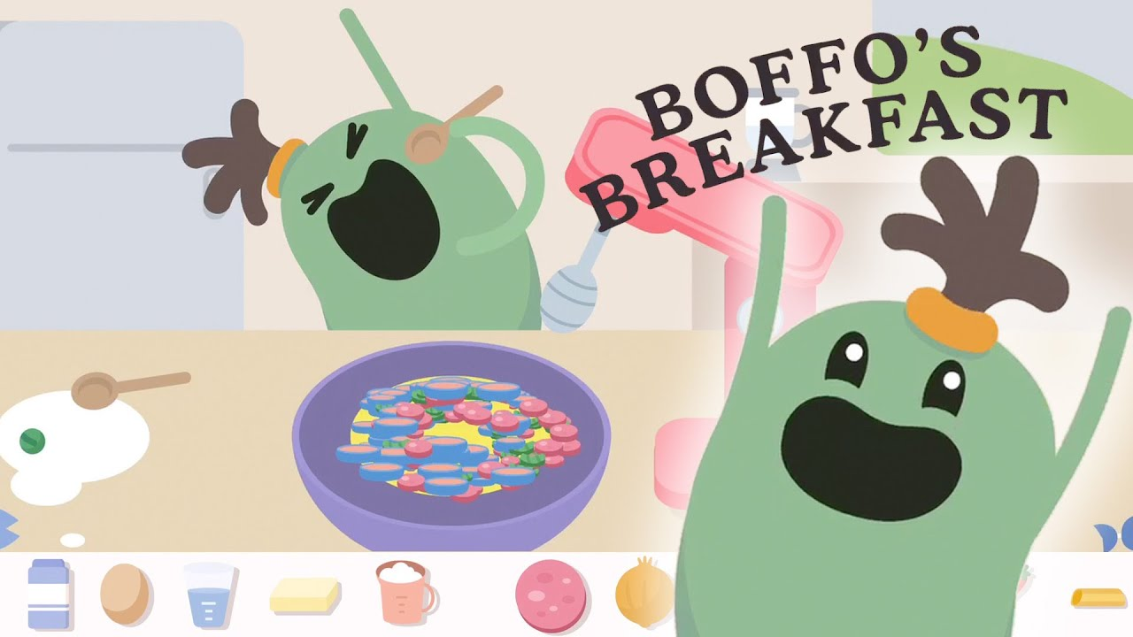 boffos breakfast activity app for kids youtube