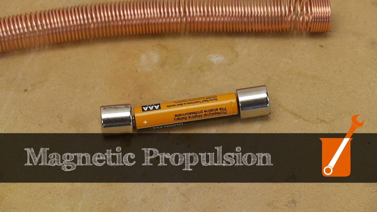 Magnetic propulsion doovi
