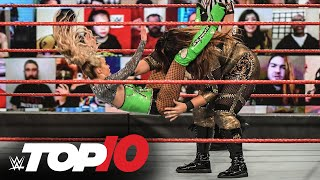 Top 10 Raw moments: WWE Top 10, Mar. 8, 2021