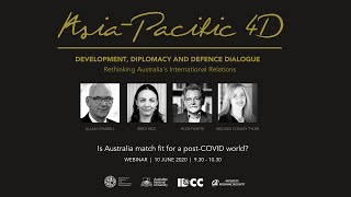Asia-Pacific 4D: Is Australia match fit for a post-COVID world?