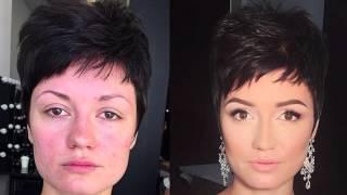 Как женщины обманывают мужчин или волшебство макияжа. How to make a fool of men or miracles makeup