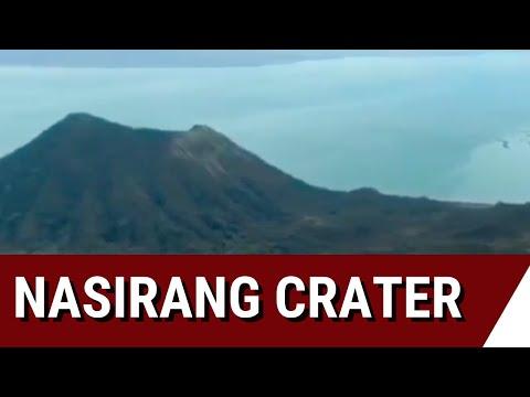 SONA: Taal Lake, Halos Tuyo Na At May Nakaumbok Na Lupa