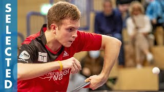 Anton Källberg vs Vladimir Sidorenko (TTBL Selected)