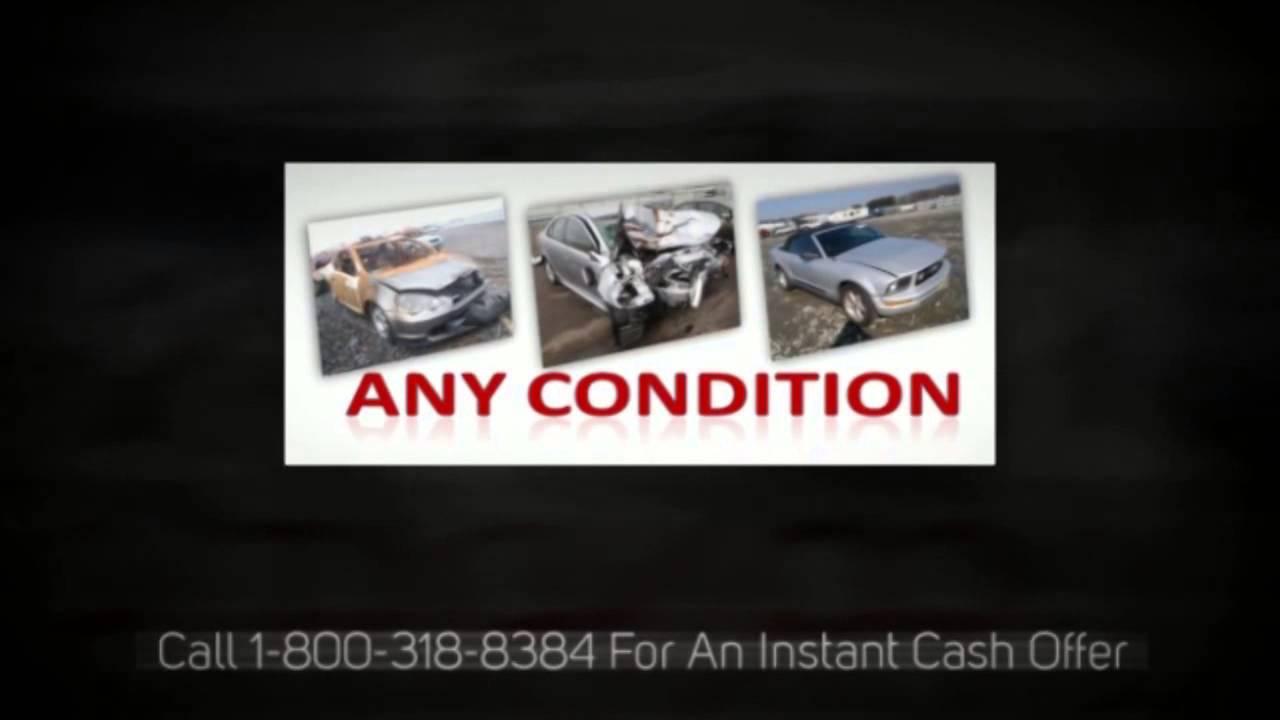 We Buy Junk Cars In Dallas 1-800-318-8384 - YouTube