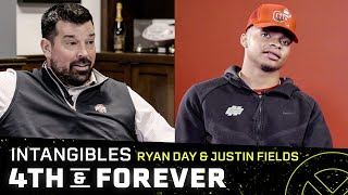 Justin Fields & Ryan Day | The Intangibles with Mark Sanchez | 4th & Forever