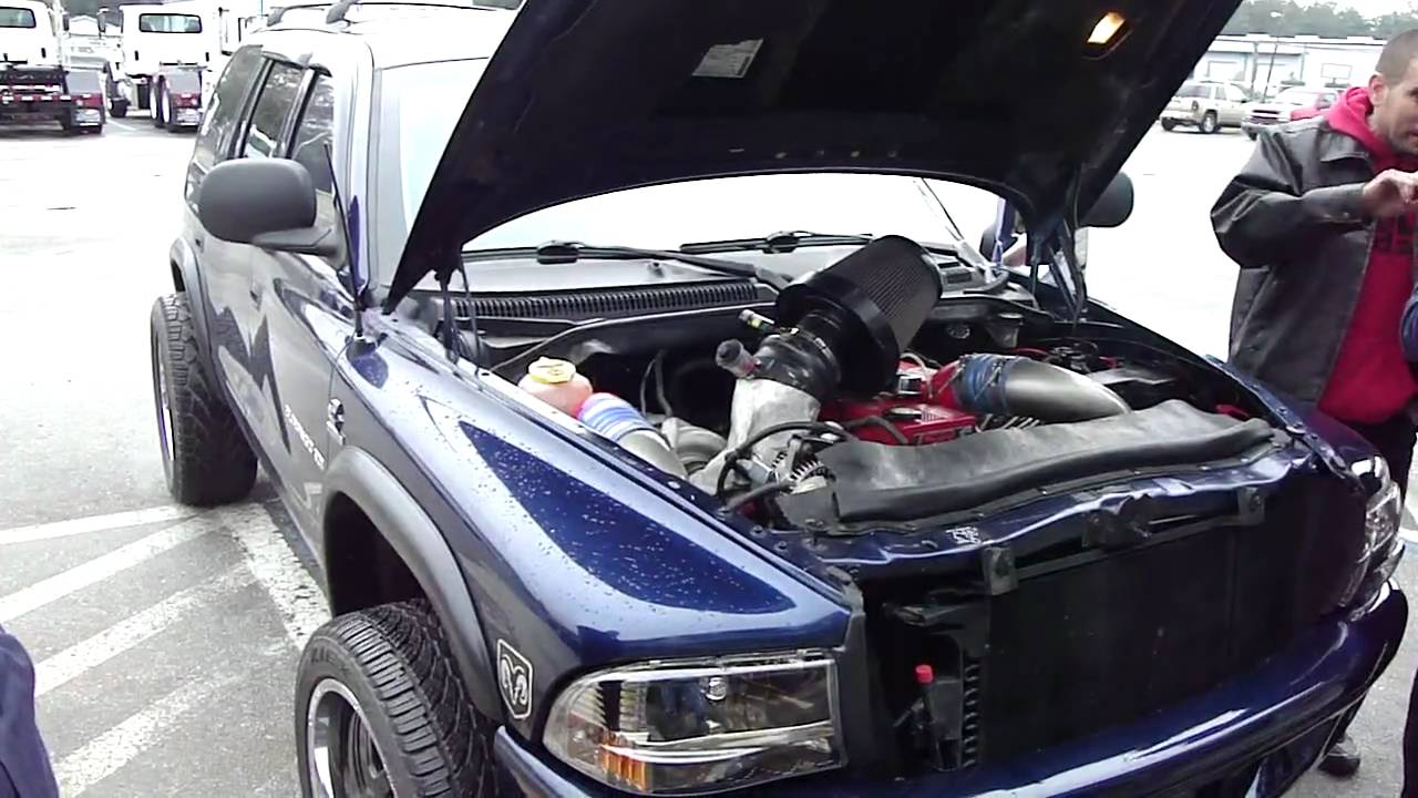 Cummins 5 9 Isb In Dodge Durango Youtube