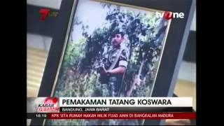 Kabar Petang - Sniper Legendaris Wafat, Pemakaman Tatang Koswara